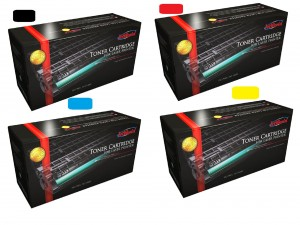 4x Toner do Brother 241 / 245 (TN241B, TN245C, TN245M, TN245Y) marki JetWorld