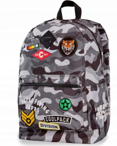 Plecak Coolpack cross moro  camo black