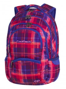 Plecak  Młodzieżowy Coolpack College Mellow Pink